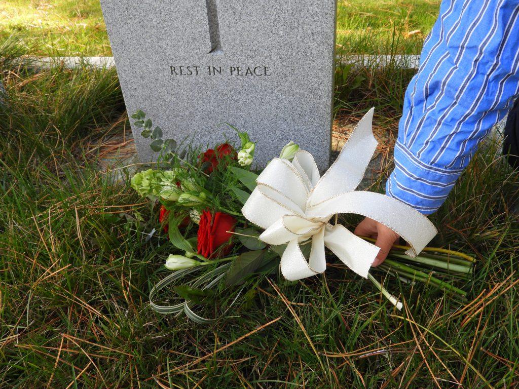 Cemetery Program Tombstone